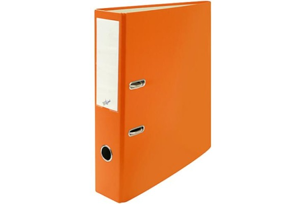 BÜROLINE Ordner 7cm 670017 orange A4
