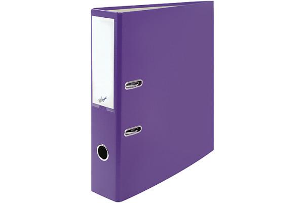 BÜROLINE Ordner 7cm 670018 violett A4