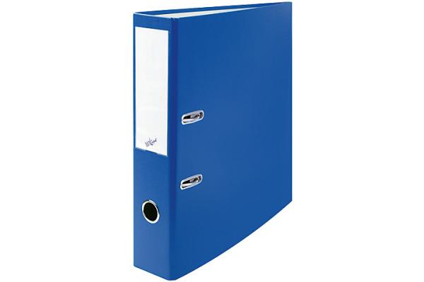 BÜROLINE Ordner 7cm 670022 dunkelblau A4