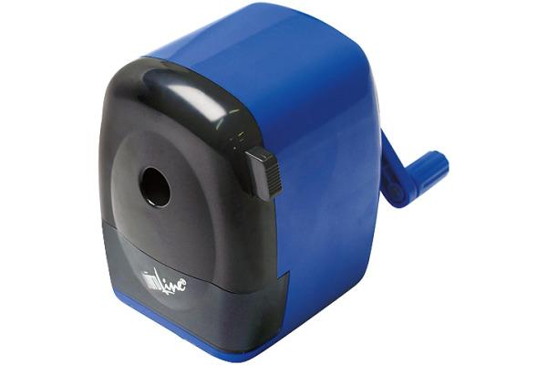 BÜROLINE Spitzmaschine 161012 blau, inkl. Tischhhalter