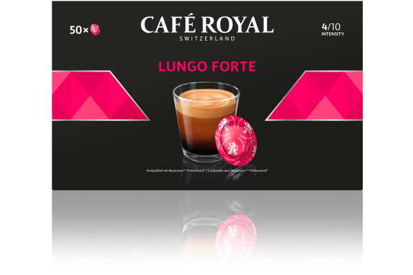 CAFEROYAL Office Pads 10165533 Lungo Forte 50 Stk.