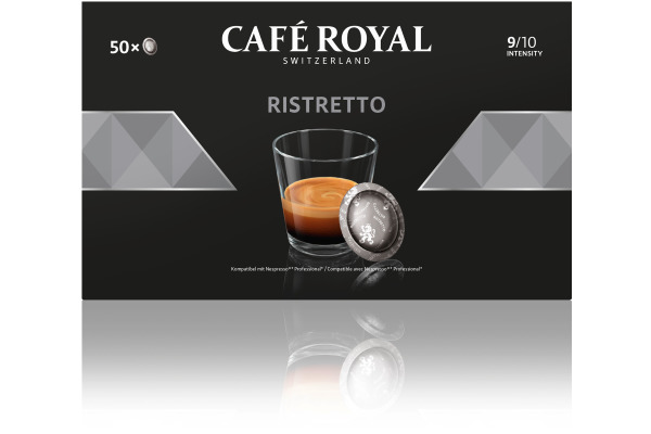 CAFEROYAL Office Pads 2001377 Ristretto 50 Stk.