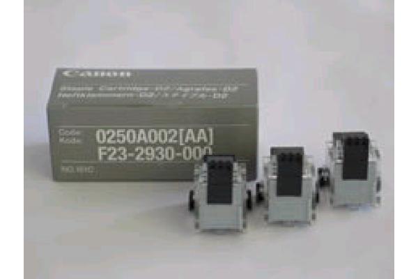 CANON Heftklammern D1/D2/D3  0250A002 GP 215 3x2000 Stück