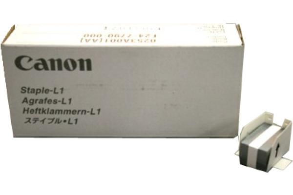 CANON Heftklammern L1  0253A001 GP 335/405 9000 Stück