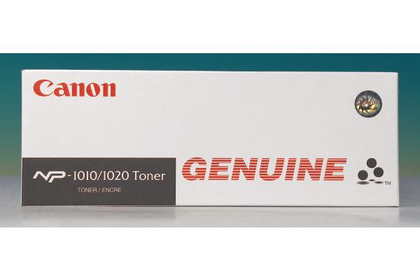CANON Toner schwarz 1369A002 NP 1010/1020 2 Stück