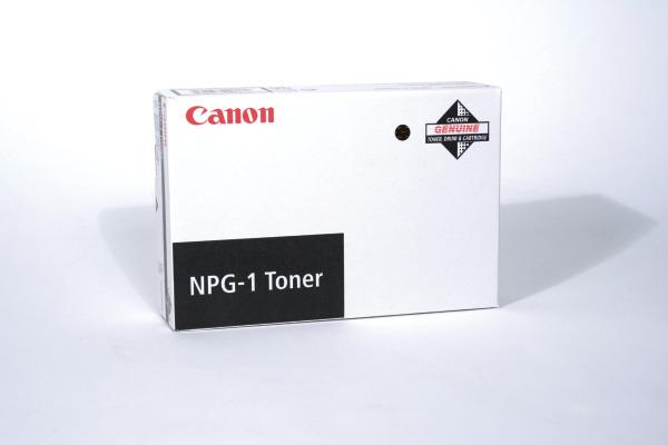 CANON Toner NPG-1 schwarz 1372A005 NP 1015/1215 4 Stück