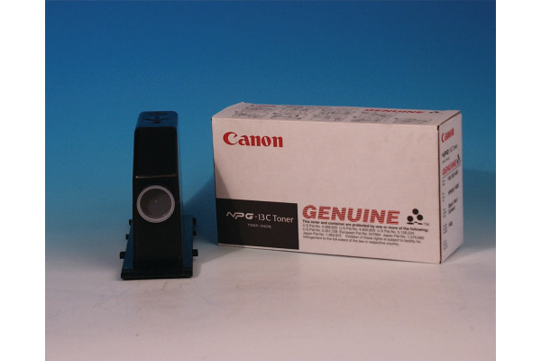 CANON Toner NPG-13C schwarz 1384A002 NP 6028/6035 10´000 Seiten