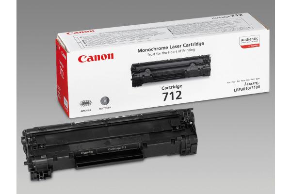 CANON Toner-Modul 712 schwarz 1870B002 LBP 3010/3100 1500 Seiten