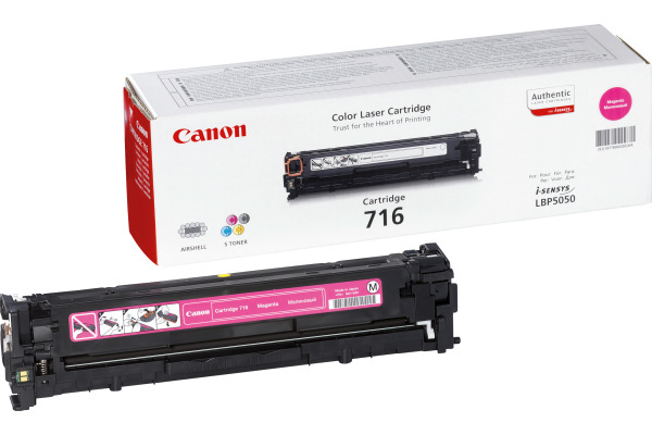 CANON Toner-Modul 716 magenta 1978B002 LBP 5050 1500 Seiten