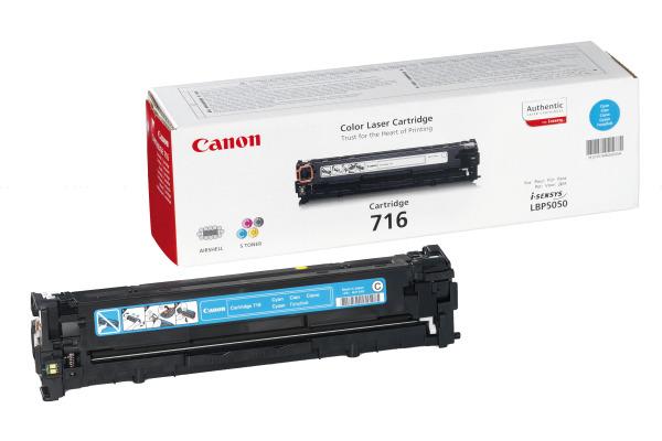 CANON Toner-Modul 716 cyan 1979B002 LBP 5050 1500 Seiten