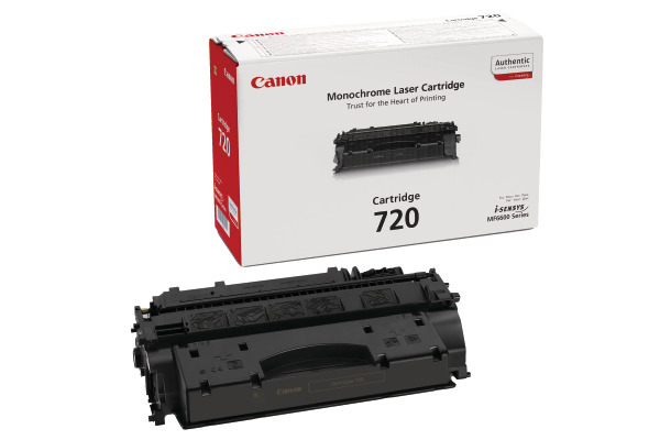 CANON Toner-Modul 720 schwarz 2617B002 MF 6680dn 5000 Seiten