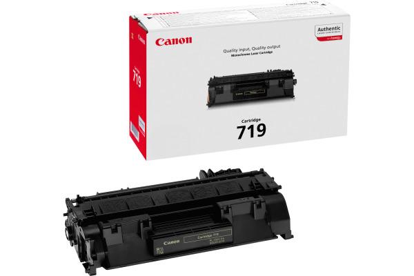 CANON Toner-Modul 719 schwarz 3479B002 MF 5840 2100 Seiten