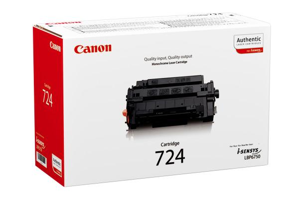 CANON Toner-Modul 724 schwarz 3481B002 LBP 6750dn 6000 Seiten