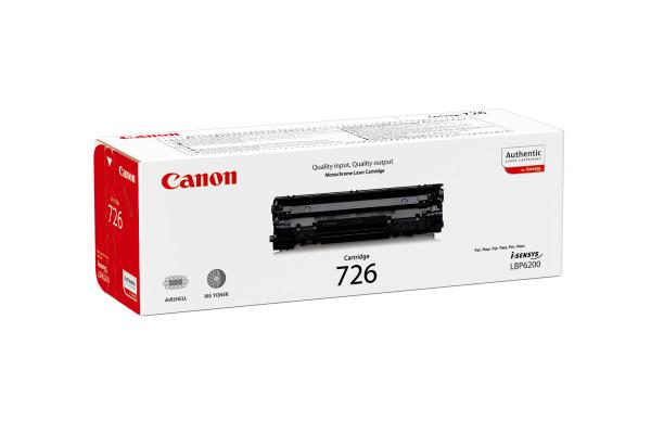CANON Toner-Modul 726 schwarz 3483B002 LBP 6200d 2100 Seiten