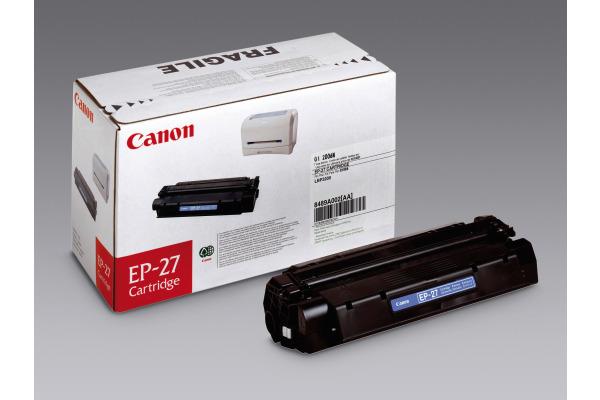 CANON Toner-Modul EP-27 schwarz 8489A002 LBP 3200 2500 Seiten