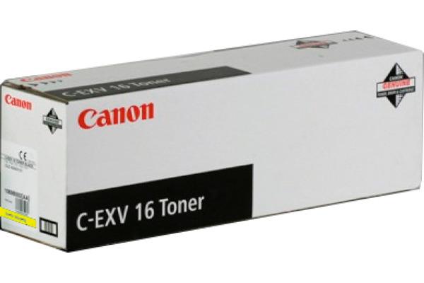 CANON Toner yellow C-EXV16Y CLC 5151/4040 36´000 Seiten
