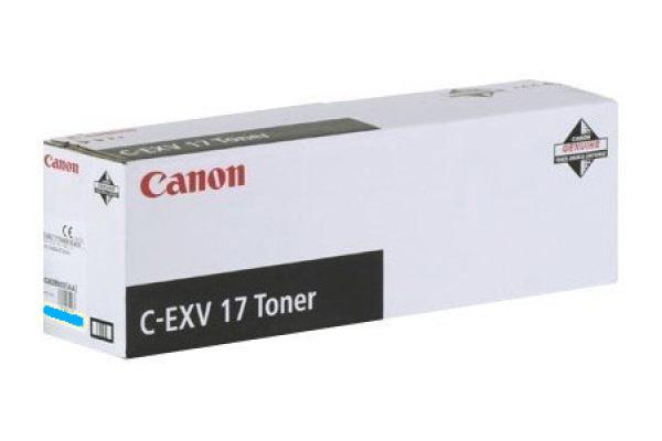 CANON Toner cyan C-EXV17C IR 4080/4580 30´000 Seiten