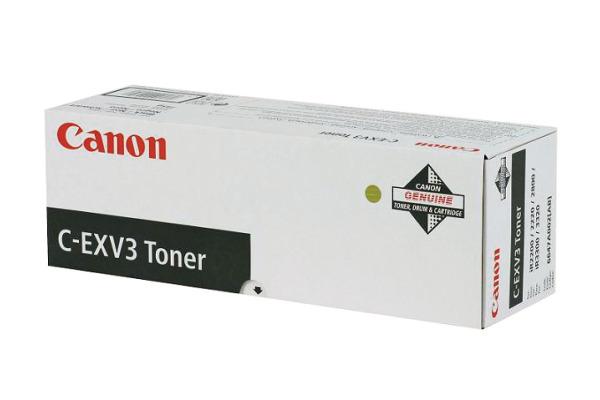 CANON Toner schwarz C-EXV3 IR 2200/2800 15´000 Seiten