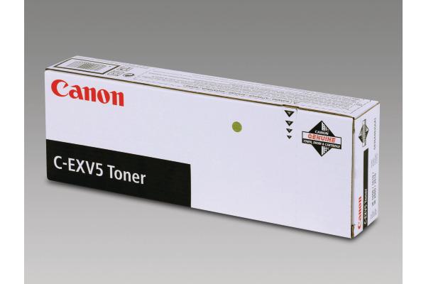 CANON Toner schwarz C-EXV5BKD IR 1600/2000 2 Stück