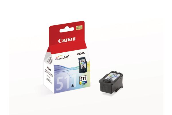CANON Tintenpatrone color CL-511 PIXMA MP 240 9ml