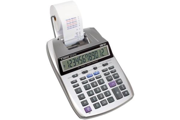 CANON Tischrechner druckend P23-DTSC