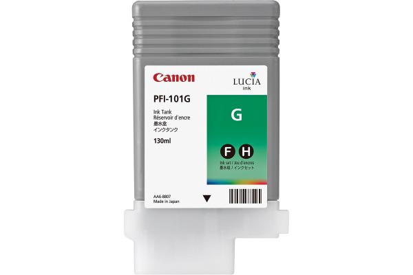 CANON Tintenpatrone green PFI-101G iPF 5000 130ml