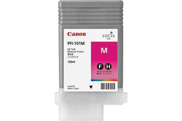 CANON Tintenpatrone magenta PFI-101M iPF 5000 130ml