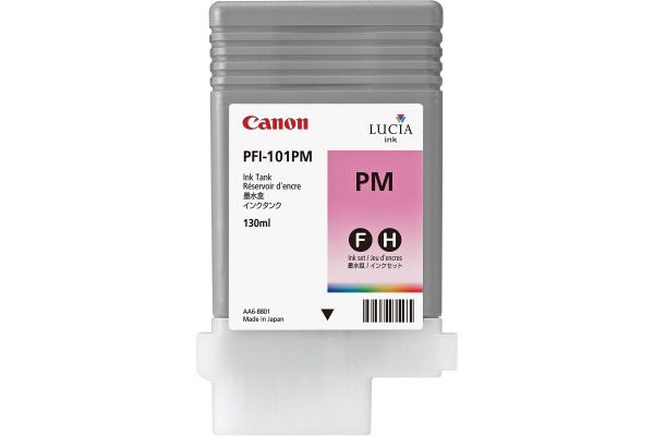 CANON Tintenpatrone photo magenta PFI-101PM iPF 5000 130ml