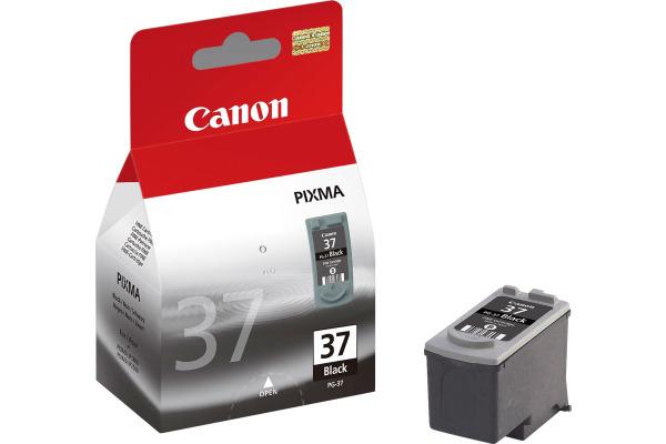 CANON Druckkopf und Tinte schwarz PG-37 PIXMA iP 2500 11ml