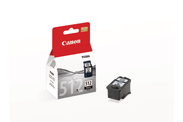 CANON Tintenpatrone schwarz PG-512 PIXMA MP 240 15ml