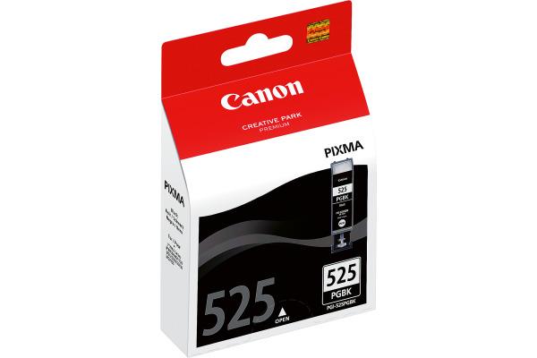 CANON Tintenpatrone schwarz PGI-525PG PIXMA iP 4850 19ml