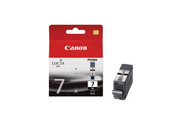 CANON Tintenpatrone schwarz PGI-7BK PIXMA MX7600 930 Seiten