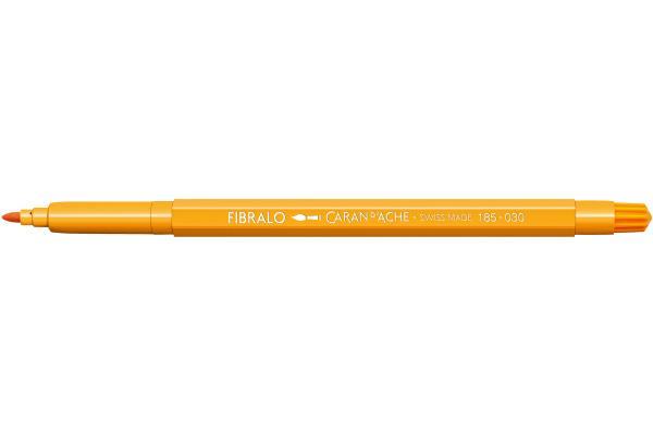 CARAN DACHE Fasermalstift Fibralo 185.030 orange