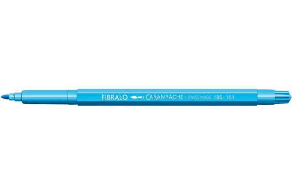 CARAN DACHE Fasermalstift Fibralo 185.161 hellblau