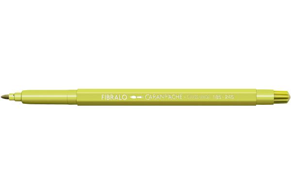 CARAN DACHE Fasermalstift Fibralo 185.245 helloliv