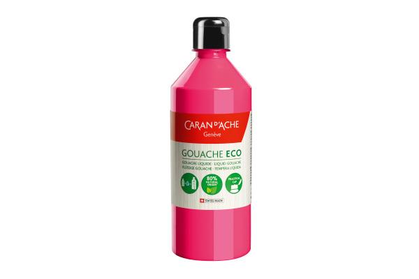 CARAN DACHE Deckfarbe Gouache Eco 500ml 2371.090 pink...