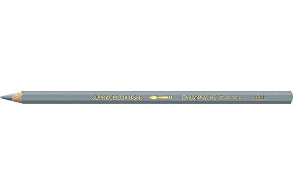 CARAN DACHE Farbstifte Supracolor 3,8mm 3888.005 grau