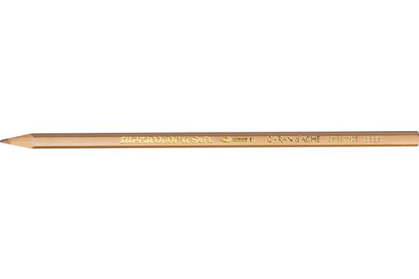 CARAN DACHE Farbstifte Supracolor 3,8mm 3888.497 bronze