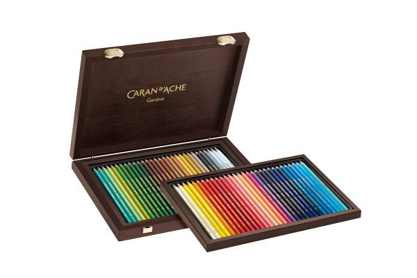 CARAN DACHE Farbstifte Supracolor 3,8mm 3888.960 ass. in...