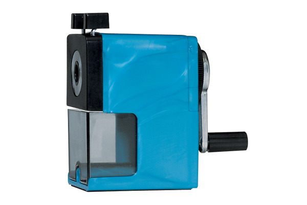 CARAN D´A Spitzmaschine 466 466.160 blau, 4-8mm