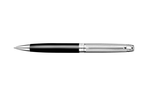 CARAN D´A Kugelschreiber Leman bicolor 4789.289 schwarz