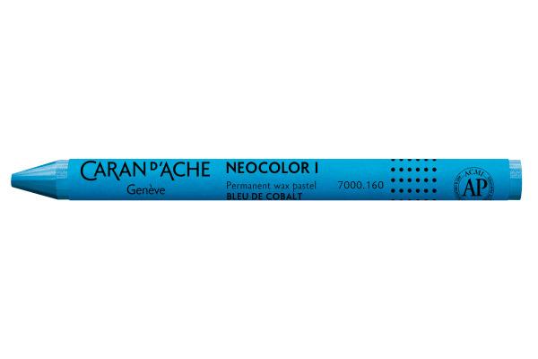 CARAN DACHE Wachsmalkreide Neocolor 1 7000.160 kobaltblau