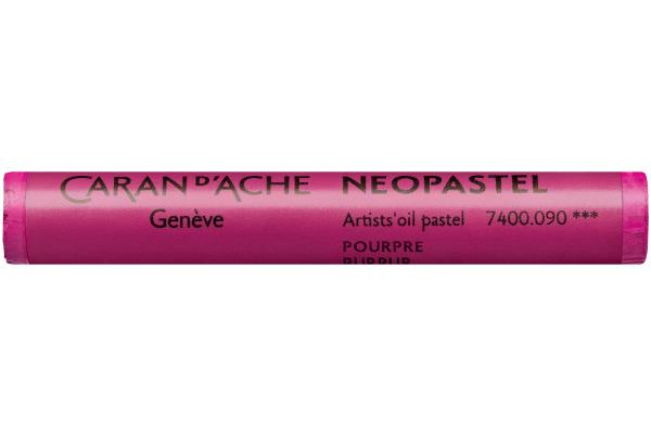 CARAN D´A Wachsmalstift Neopastel 7400.090 purpur