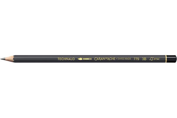 CARAN D´A Bleistift Technalo 3B 779.253