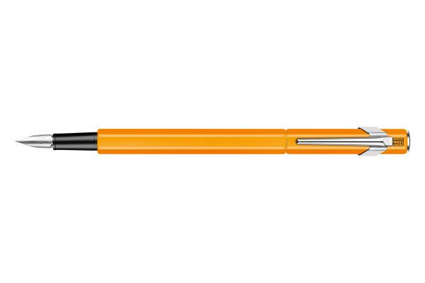 CARAN DACHE Füllfederhalter 849 F 841.030 orange...