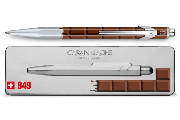 CARAN D´A Kugelschreiber 849 849.752 Schokolade Etui