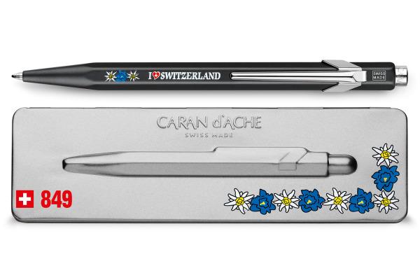 CARAN D´A Kugelschreiber 849 Edelweiss 849.769 Etui