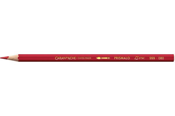 CARAN DACHE Farbstifte Prismalo 3mm 999.080 karmin