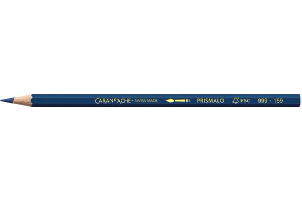 CARAN D´A Farbstifte Prismalo 3mm 999.159 preussischblau
