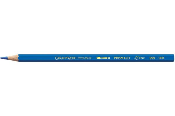 CARAN DACHE Farbstifte Prismalo 3mm 999.260 blau